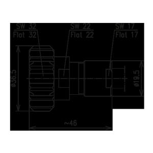 Разъем для гибких кабелей BN 951820