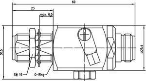 Грозоразрядник с газовой капсулой J01028A0045
