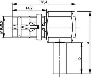 Разъем для гибких кабелей J01073G2001
