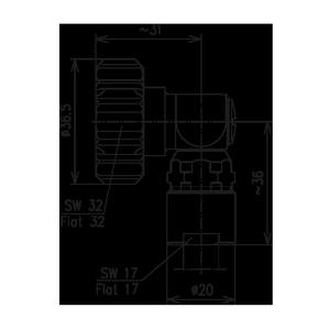 Разъем для гибких кабелей BN 807680