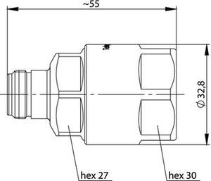 Разъем для фидерных кабелей J01021B0201