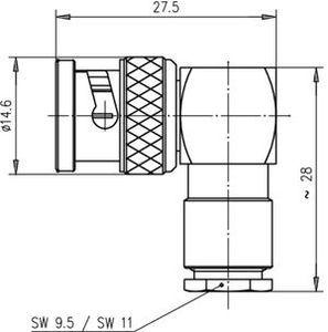 Разъем для гибких кабелей J01000A0006