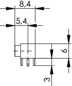 Разъем для печатных плат J01390A0051
