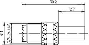 Разъем для гибких кабелей J01046F0001