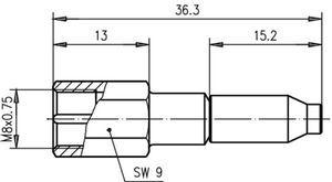 Разъем для гибких кабелей J01700A0007