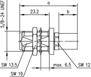 Разъем для гибких кабелей J01021H0035