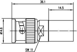 Разъем для гибких кабелей J01002A0046