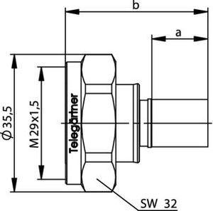 Разъем для гибких кабелей J01120A0105