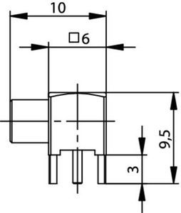 Разъем для печатных плат J01271A0161