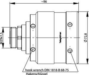 Разъем для гибких кабелей J01121A0146