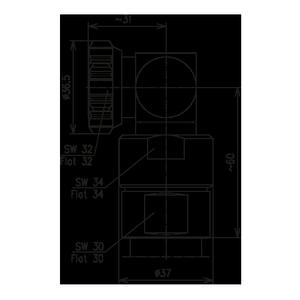 Разъем для фидерных кабелей BN 844851
