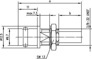 Разъем для гибких кабелей J01001A0083