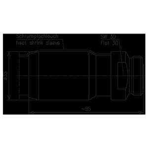 Разъем для фидерных кабелей BN 557153