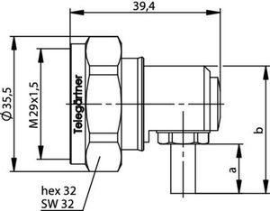 Разъем для гибких кабелей J01120B0007