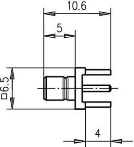 Разъем для печатных плат J01160A0311