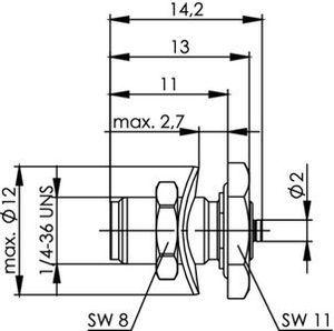 Междусерийный ВЧ адаптер J01155A0101