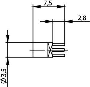 Разъем для печатных плат J01341A0161