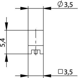 Разъем для печатных плат J01341A0141