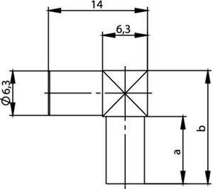 Разъем для гибких кабелей J01161A0831