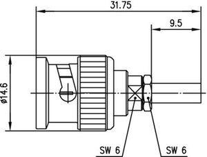 Разъем для гибких кабелей J01000B0018
