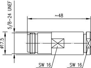 Разъем для гибких кабелей J01021H1076