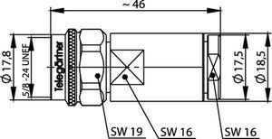 Разъем для гибких кабелей J01020A0167