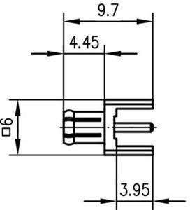 Разъем для печатных плат J01270A0291