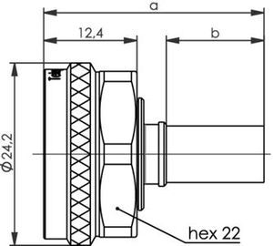 Разъем для гибких кабелей J01440A0010
