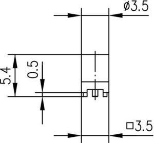 Разъем для печатных плат J01341A0091