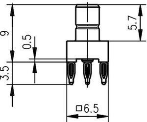 Разъем для печатных плат J01160A0431