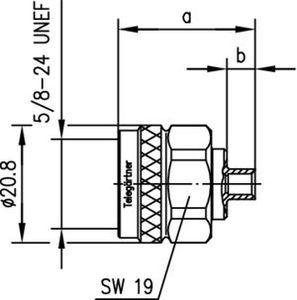 Разъем для гибких кабелей J01020A0110