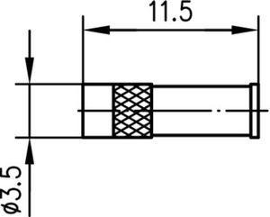 Разъем для гибких кабелей J01341A0051