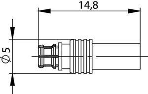 Разъем для гибких кабелей J01391A0121