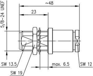 Разъем для гибких кабелей J01021H1078
