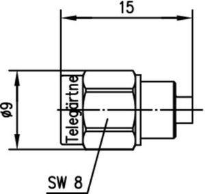 Согласованная нагрузка J01152A0018