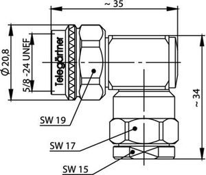 Разъем для гибких кабелей J01020C1276