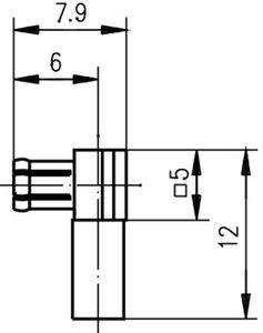 Разъем для гибких кабелей J01270A0221
