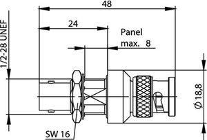 Грозоразрядник с газовой капсулой J01007A0002