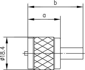 Разъем для гибких кабелей J01040A0009