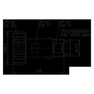Разъем для фидерных кабелей BN 847369