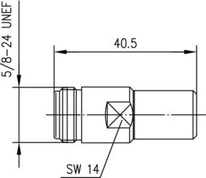 Согласованная нагрузка J01026A0014