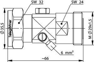 Грозоразрядник с газовой капсулой J01125A0037