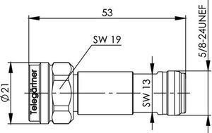 Аттенюатор J01026A0019