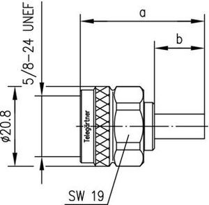 Разъем для гибких кабелей J01020A0107