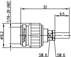 Разъем для гибких кабелей J01010B0007