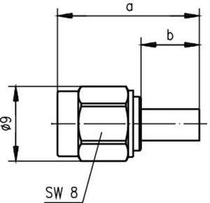 Разъем для гибких кабелей J01150A0039