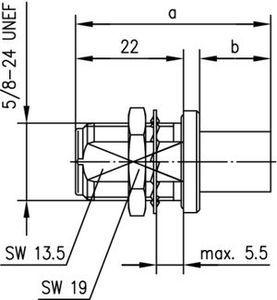 Разъем для гибких кабелей J01021A0060