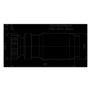 Разъем для фидерных кабелей BN 557152