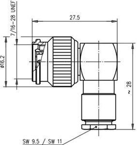 Разъем для гибких кабелей J01010A0011