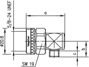 Разъем для гибких кабелей J01020A0097